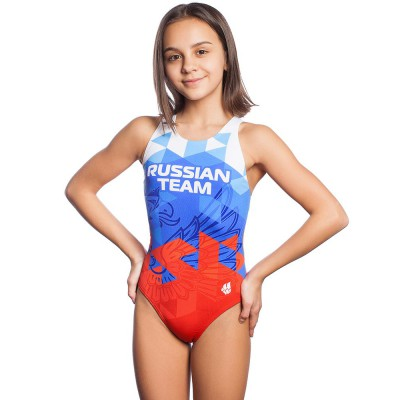 Bañador Niña RUSSIAN TEAM XXL