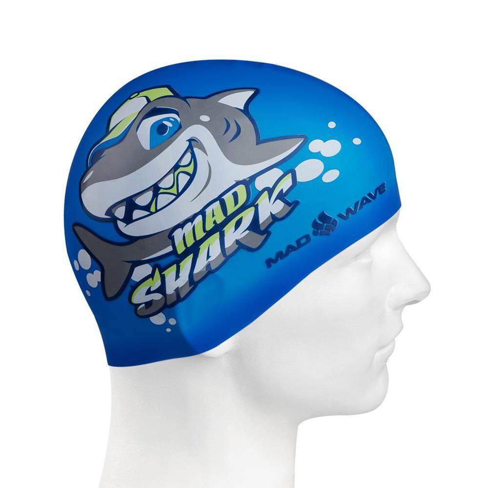 Gorro de natación MAD SHARK