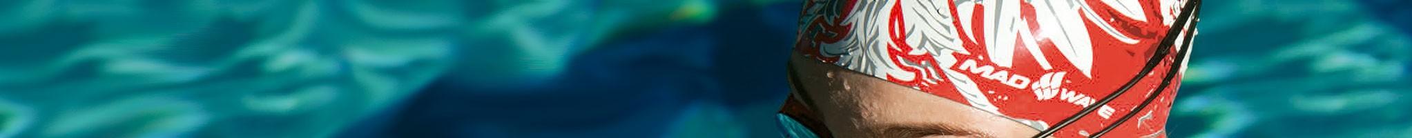Gorros de Natación de Silicona/Latex